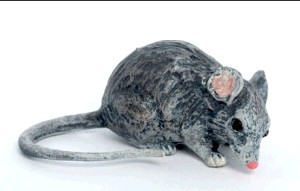 Mouse-Miniature Figures