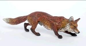 Fox snuffling -Hunting And Horses