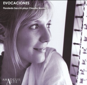 Claudia Montero - Evocaciones-Harp