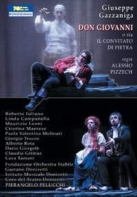 Giuseppe Gazzaniga - Don Giovanni - Il Convitato Di Pietra-Opéra-Opera Collection