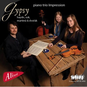 Piano Trio Impression - Gypsy-Piano Trio-Instrumental