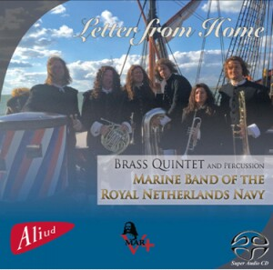 Letter from Home - Brass Quintet and Percussion