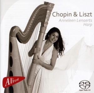 Chopin & Liszt - Anneleen Lenaerts, harp-Harp-Instrumental