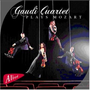 Gaudi Quartet plays Mozart-Quartet-Chamber Music