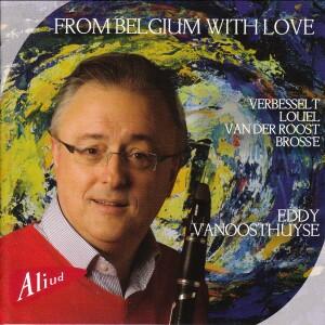 From Belgium with Love - Eddy Vanoosthuyse - Clarinet-Clarinet-Instrumental