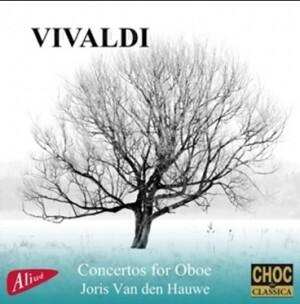 Vivaldi, Oboe Concertos - Joris Van den Hauwe