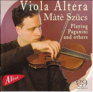 Viola Altra - Màtè Szücs-Viola-Chamber Music