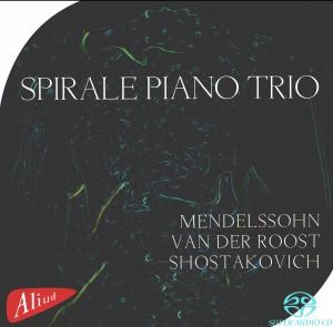 SPIRALE PIANO TRIO - Mendelssohn, Shostakovich, Roost -Piano and Cello