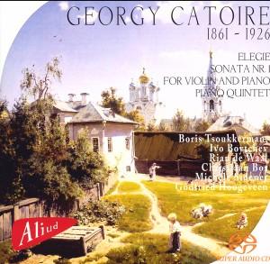 Georgy Catoire-Piano
