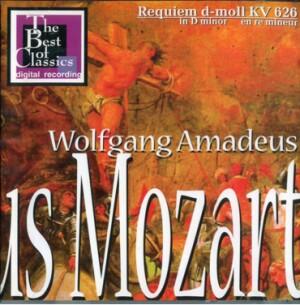 W.A. Mozart - Requiem d-moll KV 626 - Berliner Philharmoniker - H. von Karajan / Wiener Singverein Chorus - R. Schmid-Voices and Orchestra-Requiem