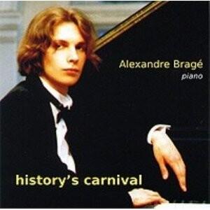 Alexander Brazhe - History's carnival-Russian Virtuosos 21th century