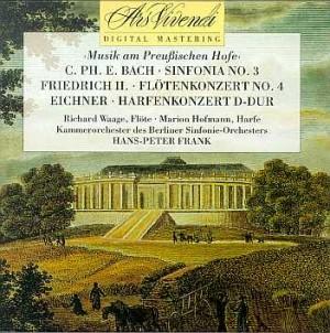 MUSIK AM PREUSSISCHEN HOF-String instruments-Chamber Music