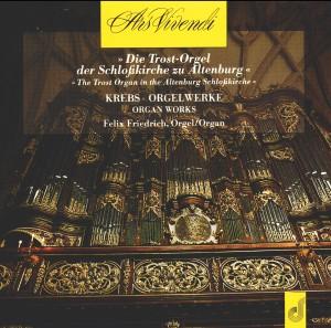 Krebs Organ Works - The Trost Organ in the Altenburg Schloßkirche - F. Friedrich-Organ-Organ Collection