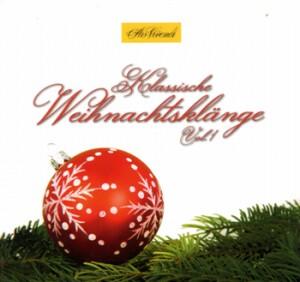 Klassische Weihnachtsklänge - Classical Christmas Sounds - A. Krause-Pichler, flute - Tonkünstler Ensemble Berlin-Ensemble-Christmas Music