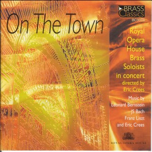 On The Town -Brass Collection