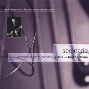 Serenade: Romantic Music for Romantic Guitars by Kerstens, Chopin, Paganini and Regondi-Guitar Music