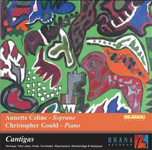Annette Céline- Cantigas - Felicja Blumental, piano-Vocal and Piano-Vocal Collection