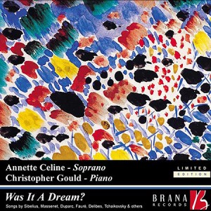 Was It A Dream?  -  Christopher Gould, piano / Annette Celine, soprano-Vocal and Piano-Vocal Collection