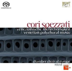 Spezzati - Venetian Polychoral Music - Nicol Matt-Choir-Choral Collection