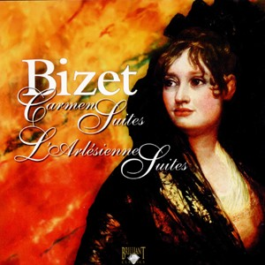 Bizet - Carmen Suites - Orquestra Filarmonica de México -  Enrique Batiz-Oper-Opera Collection