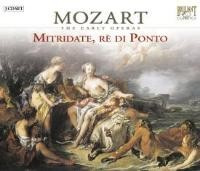 Mozart - Mitridate, Re Di Ponto (3 CD Set)-Opera-Opera Collection