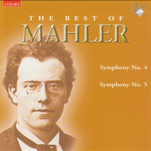 The Best of Mahler (2 CD Set)-Chamber Ensemble-Vocal Collection