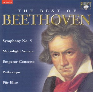 The Best of Beethoven (2 CD Set)-Chamber Orchestra-Chamber Music