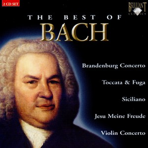 The Best of Bach (2 CD Set)-Orchestra-Chamber Music