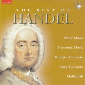 The Best of Handel (2 CD Set)-Chamber Ensemble-Chamber Music