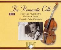 The Romantic Cello - The Swan, Kol Nidrei Vocalise, Elegie, Dvořák - Cello Concerto  (2 CD Set)-Cello-Cello Collection