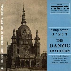 The Danzig Tradition-Traditional-Jewish Music