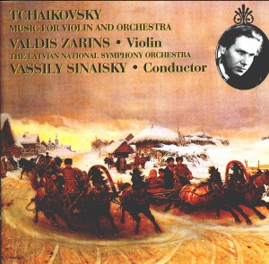 P. I. Tchaikovsky - The Complete Music For Violin And Orchestra-Violin