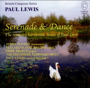 Serenade & Dance - The Romantic Harmonica of Paul Lewis-Songs