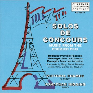 Solos de Concours - Music from the Premier Prix-New Music