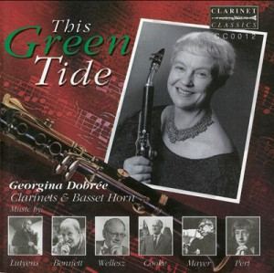 This Green Tide-Music for Clarinet