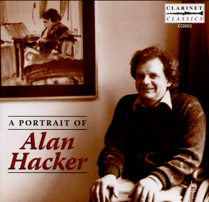 A Portrait of Alan Hacker-Music for Clarinet-Instrumental