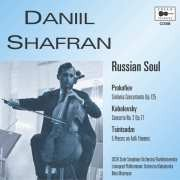 Daniil Shafran - Russian Soul, Nina Musinyan, piano  - Daniil Shafran, cello-Cello and Symphony Orchestra