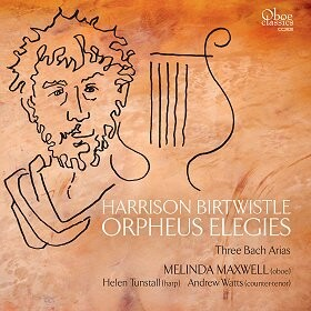 Birtwistle - Orpheus Elegies - Three Bach Arias-Voices