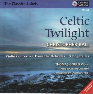 Celtic Twilight - The Music of Christopher Ball-Traditional