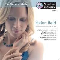 Helen Reid, piano - Chopin, Fauré, R. Schumann, Debussy-Instrumental