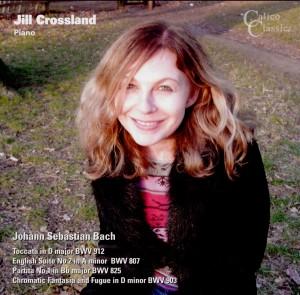 Jill Crossland: Johann Sebastian Bach Keyboard Works-Piano-Baroque