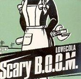 Scary B.O.O.M - LoveCola  (singing in English)-Voice and Band-Rock