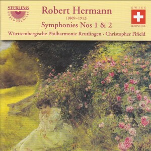 Robert Hermann - Symphonies 1 & 2-Orchestra-Romantic Music