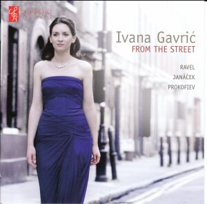 Ivana Gavric - FROM THE STREET-Piano-Instrumental