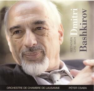 Dmitri Bashkirov - Piano Concertos - Beethoven & CPE Bach-Piano-Chamber Music