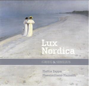 Lux Nordica - Sibelius and Grieg - Mattia Zappa - Massimiliano Mainolfi -Instrumental