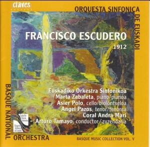 Francisco Escudero - Basque National Orchestra - Tamayo-Orchestra