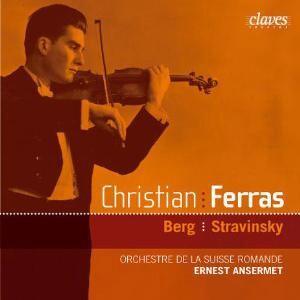 Christian Ferras, violin - OSR - Ernest Ansermet - Berg, Stravinsky-Violin