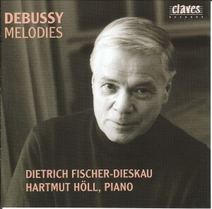 Debussy - Melodies - Fischer-Dieskau - Holl-Vocal and Piano-Vocal Collection
