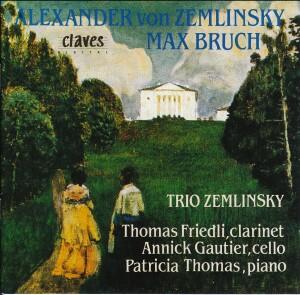 Zemlinsky - Bruch - Chamber Music - Trio Zemlinsky -Trio